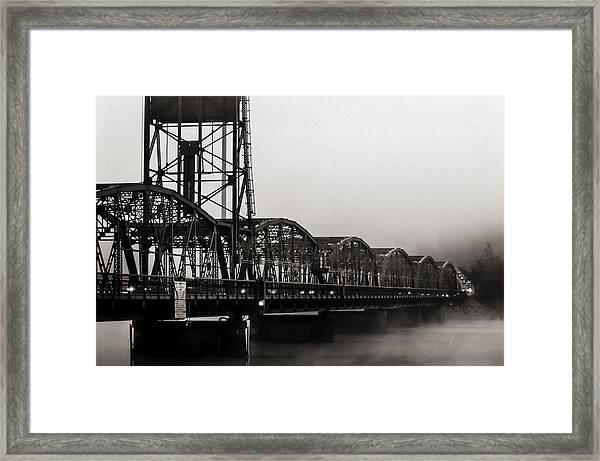 Columbus Day No. 2 Framed Print