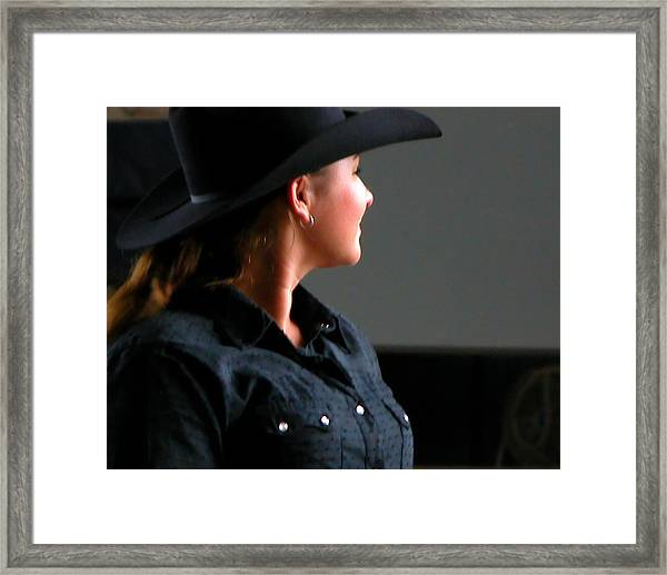 Competitor 3729 Framed Print