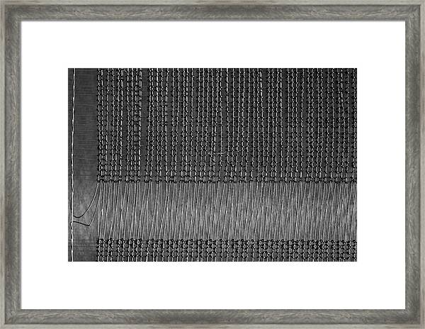 Computer Memory Framed Print