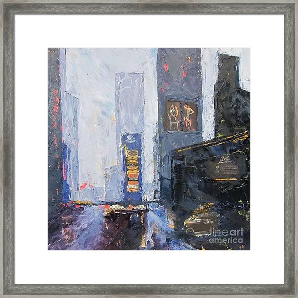 Consumerism - 1 Framed Print