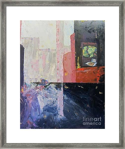 Consumerism - 5 Framed Print