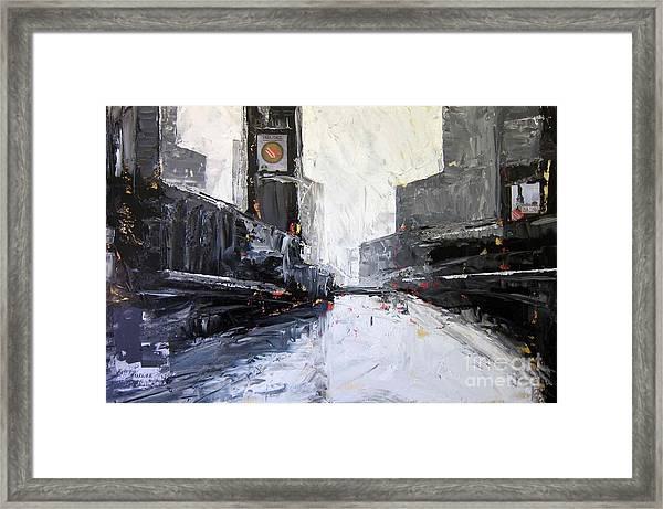 Consumerism - 6 Framed Print