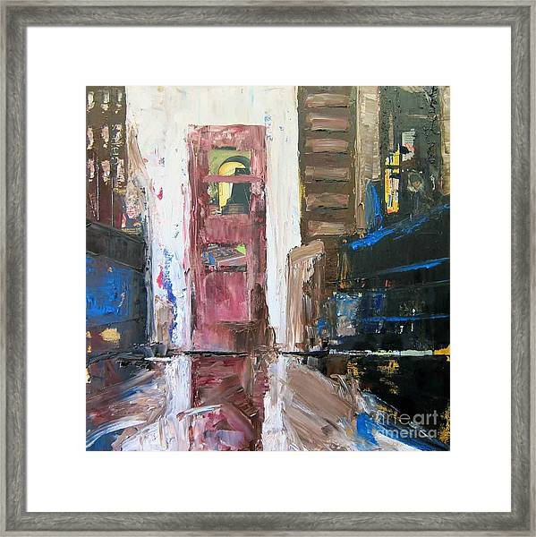 Consumerism - 9 Framed Print