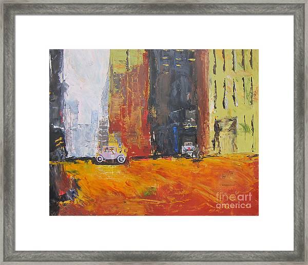 Consumerism - 3 Framed Print