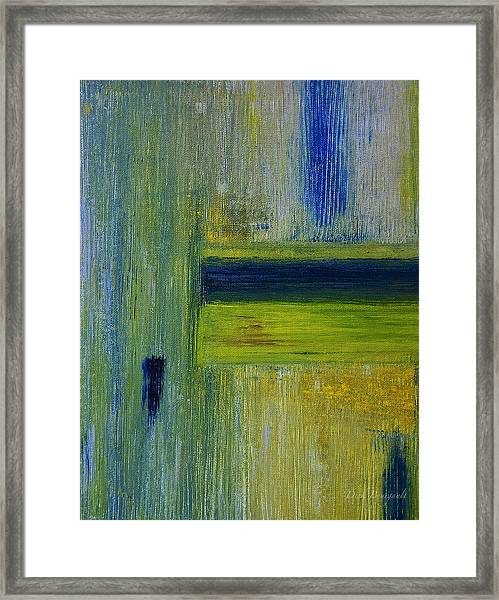 Contact Framed Print