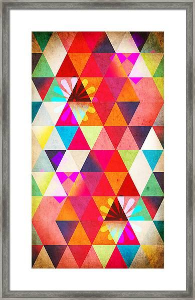 Contemporary 2 Framed Print