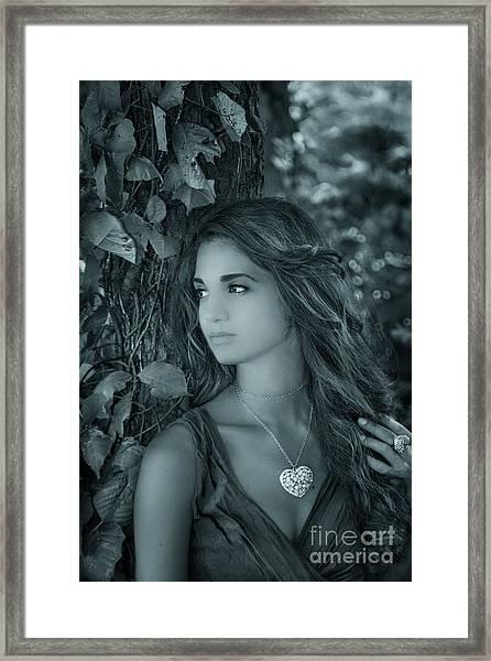 Cool Breeze Framed Print
