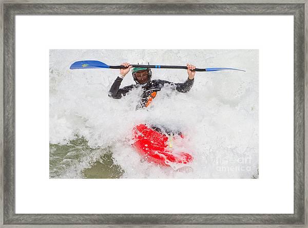 Cool Runnings Framed Print