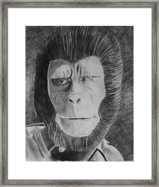 Cornelius Framed Print