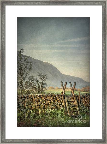 Country Spirit Framed Print