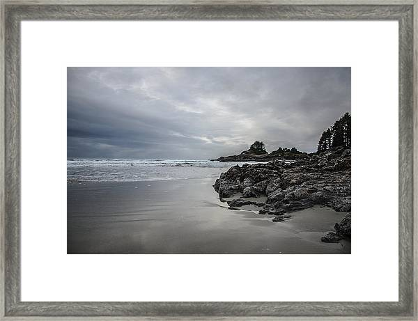Cox Bay Afternoon  Framed Print