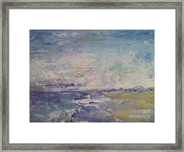 Cranes Beach  Framed Print