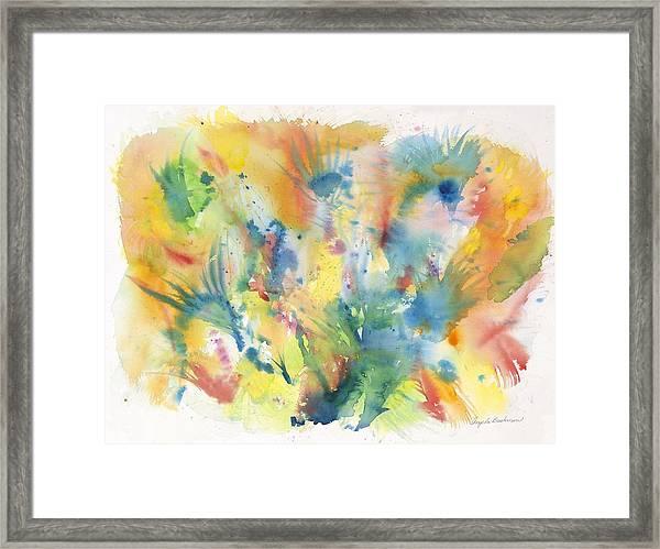 Creative Expression Framed Print