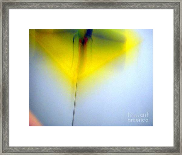 Creature 1 Framed Print