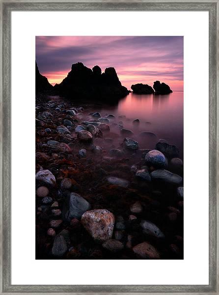 Cromarty Sunrise Framed Print