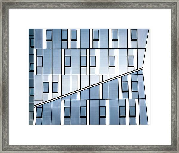 Crossing Framed Print by Nir Blatt