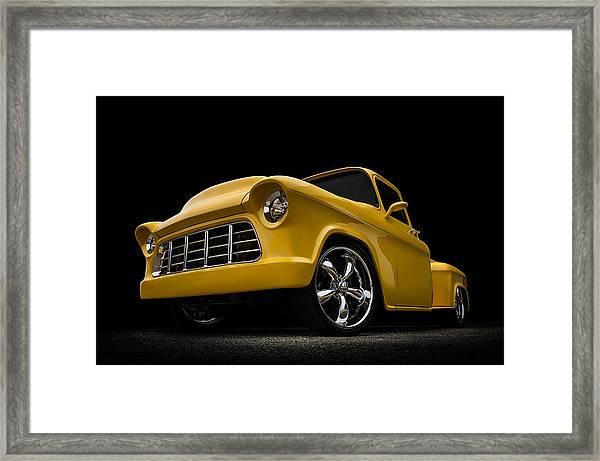 Cut '55 Framed Print