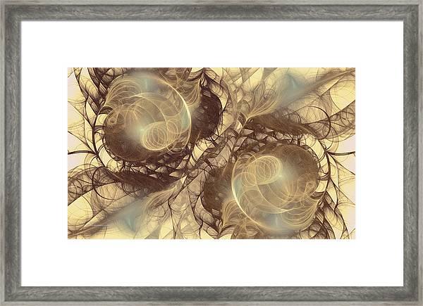 Danse Macabre Framed Print