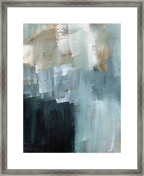 Days Like This - Abstract Painting Framed Print