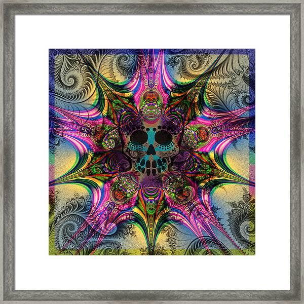 Dead Star Framed Print