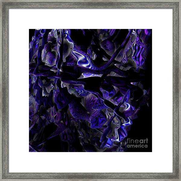 Deep Reef By Jammer Framed Print