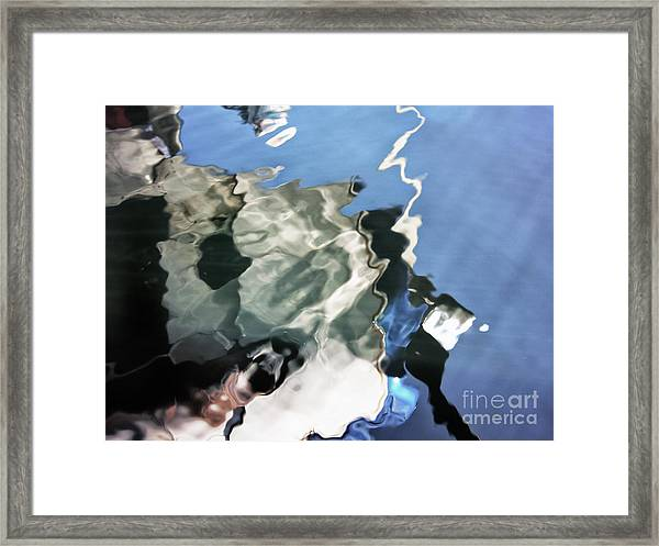 Dehaviland Float Plane Framed Print