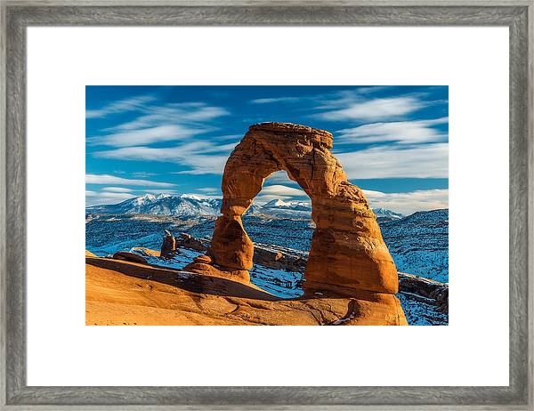 Delicately Divine Framed Print by Guy Schmickle