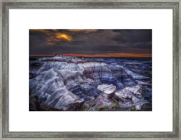 Desert Dream Framed Print by Medicine Tree Studios