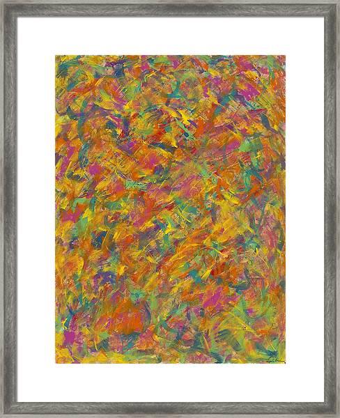 Desert Spring Framed Print