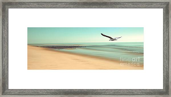 Desire - Light Framed Print