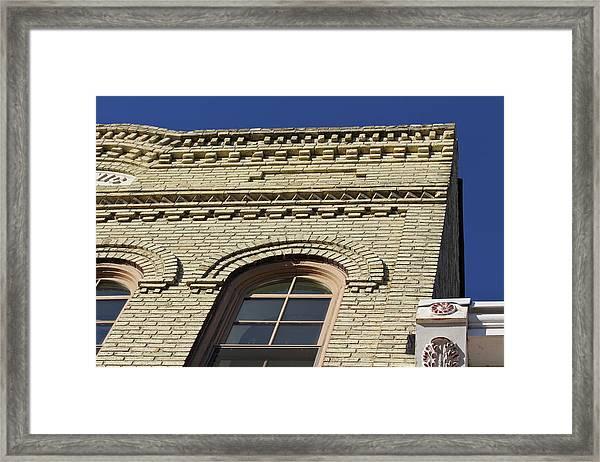 Detail Framed Print