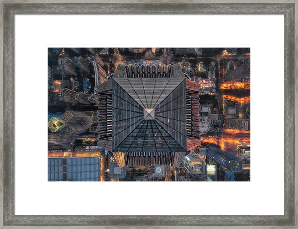 Diamond Head Framed Print