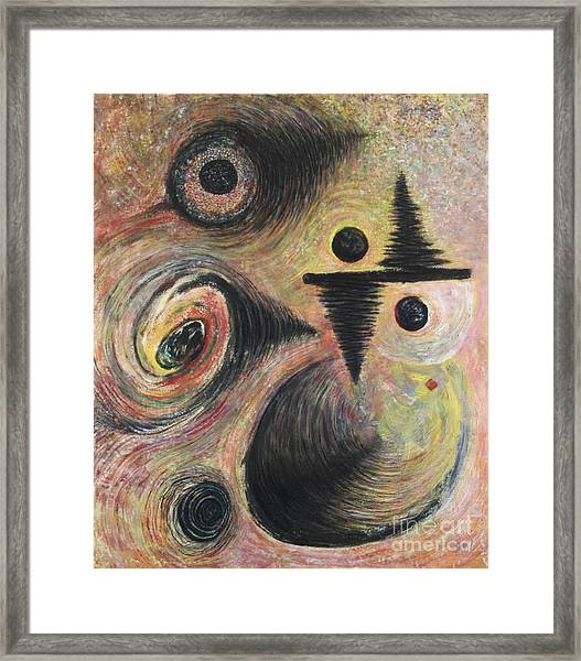 Dichotomy Framed Print by David Douthat
