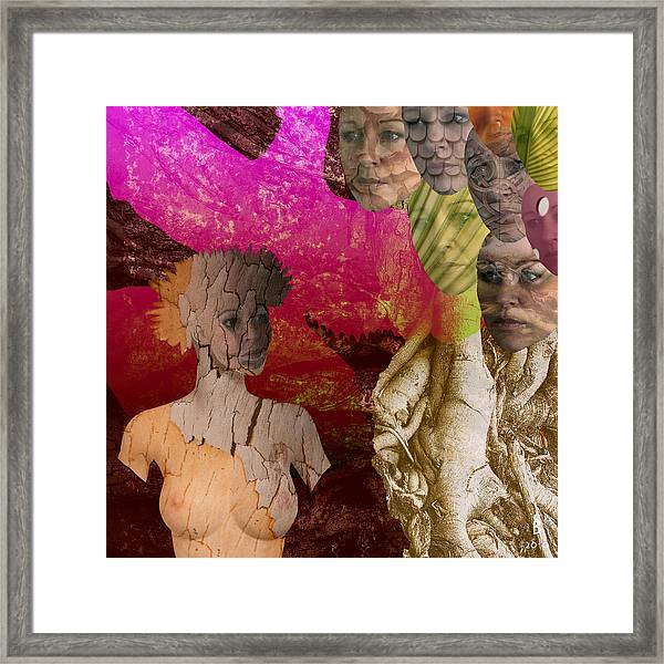 Digindeep Framed Print