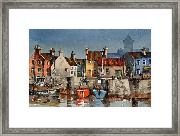 Dingle Harbour  Kerry Framed Print