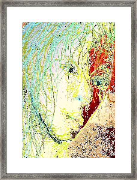 Disillusionment Framed Print