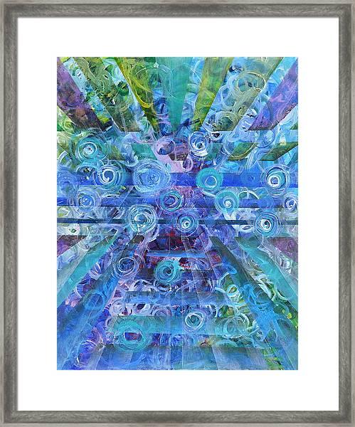 Dissonance Framed Print