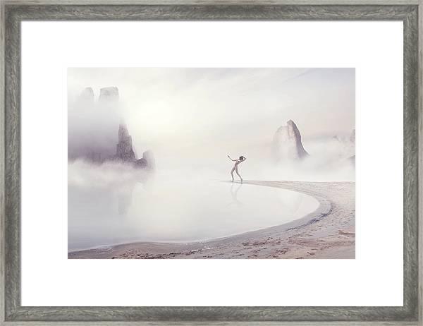 Divinity Framed Print