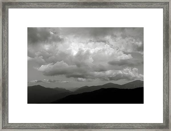 Dix Mt View Framed Print