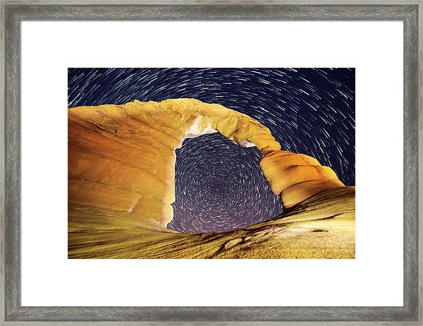 Framed Print featuring the photograph Dizzy by Dustin  LeFevre