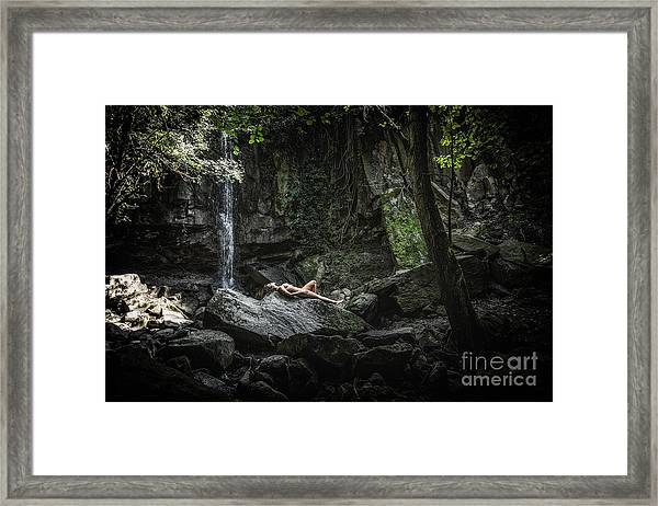 Do You Believe In Faeries Framed Print
