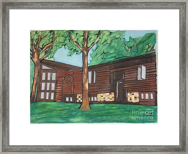 Doctor's House Framed Print