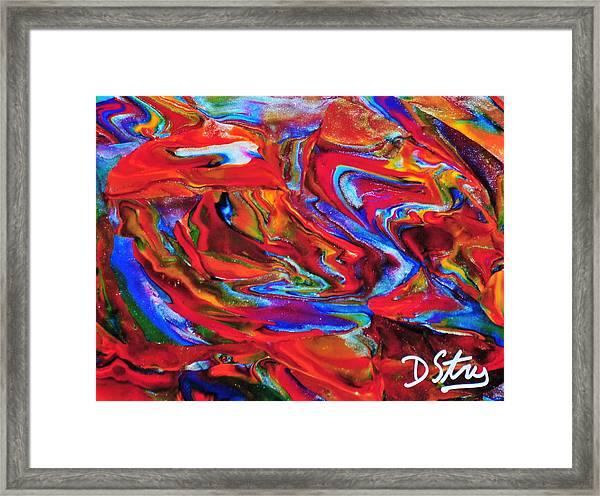 Dogonit Framed Print