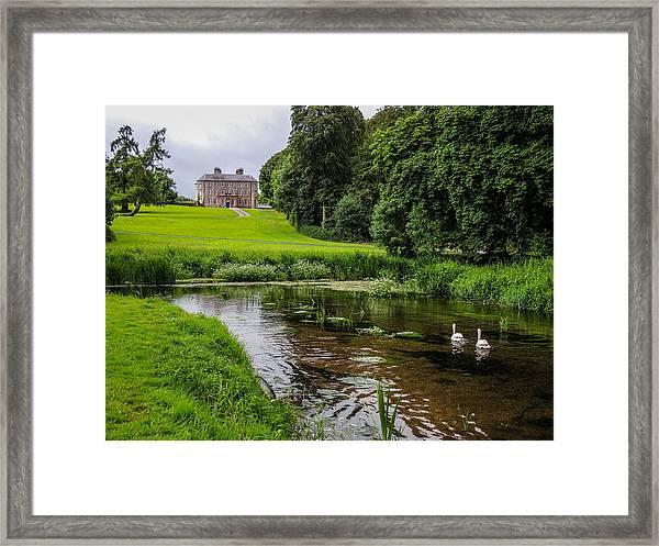Doneraile Court Estate In County Cork Framed Print