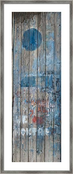 Door Study IIi Framed Print