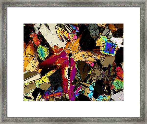 Star Struck Framed Print