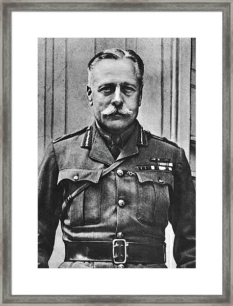 Douglas Haig (1861-1928) Framed Print