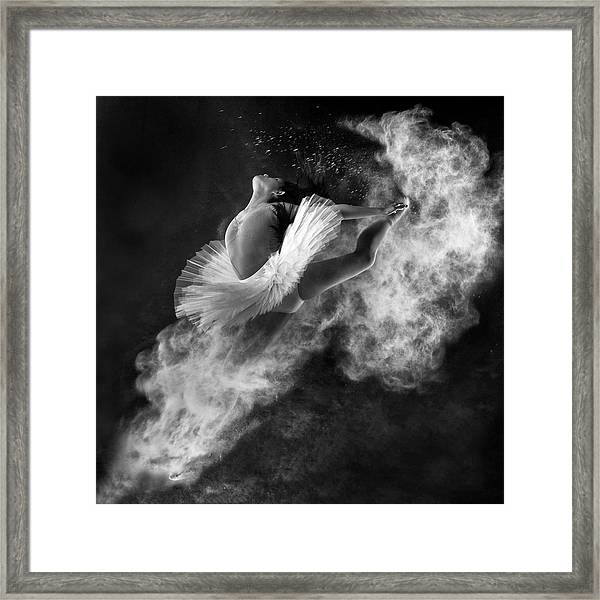 Down To Earth Framed Print by Antonyus Bunjamin (abe)