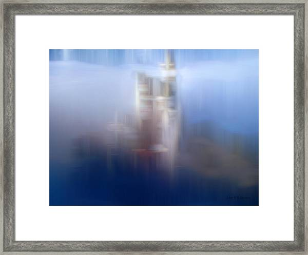 Dream Castle I Framed Print