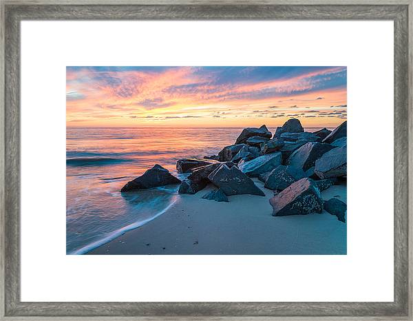 Dream In Colors Framed Print